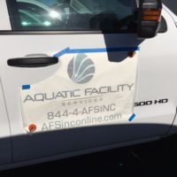 Vehicle Lettering and Decals - 25 - truck door decals orange county