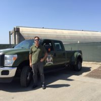 Vehicle Wrap - 17- full truck wrap color change hendricks gin tustin hangar