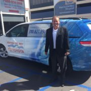 Vehicle Wrap - 27 - Full Wrap Sienna Color Change marina del rey